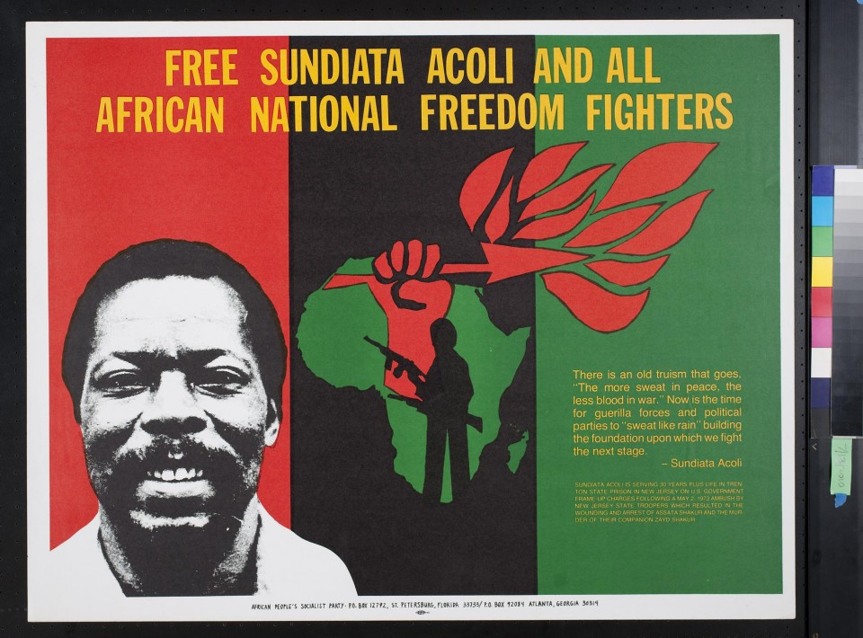 Sundiata's Smile (Why I am so #HandsOffAssata?)