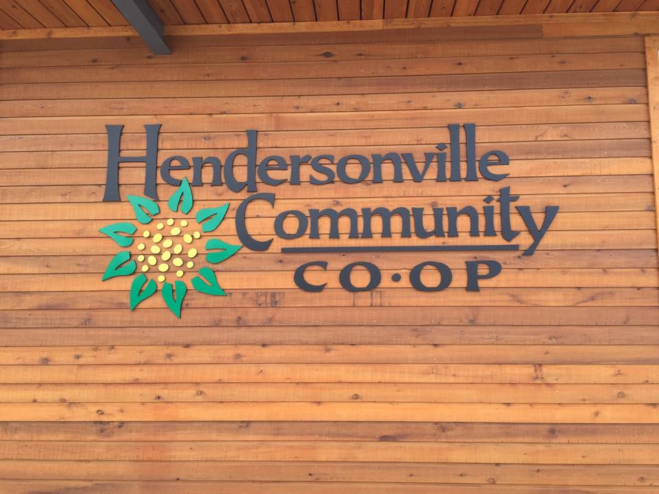 The  New Hendersonville Community Co-op