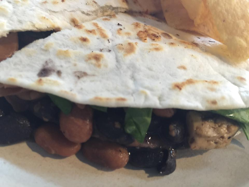 Meatless Monday: Neo Burrito
