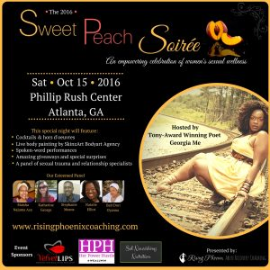 Sweet-Peach-Soirée- Women's- Wellness